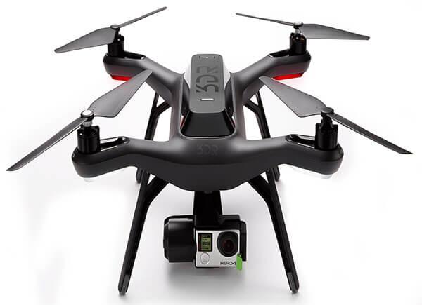 3D Robotics Solo Aerial Photography Drone