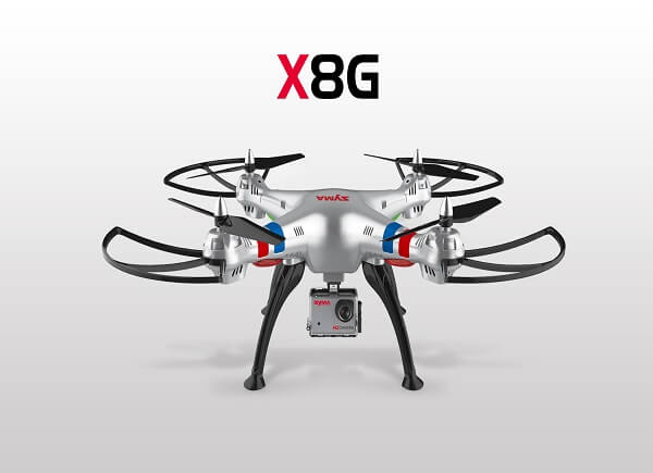 Aerial Camera For Syma X8