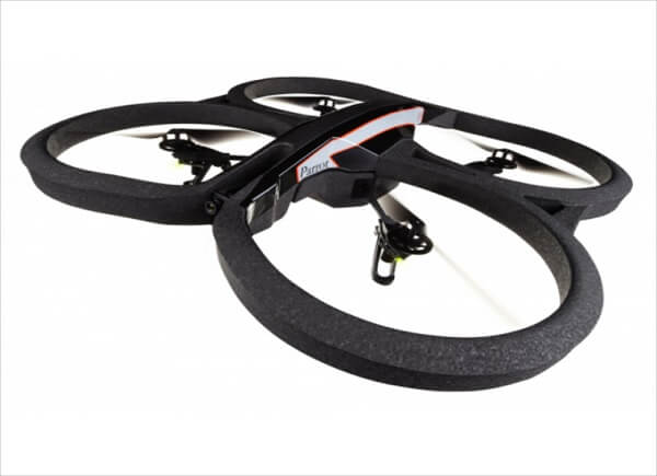 Parrot Ar Aerial Drone For Photography