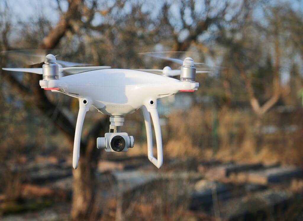 Phantom 4 Best Drones for Aerial Video/Photos